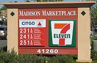 Madison Marketplace in Murrieta, Ca